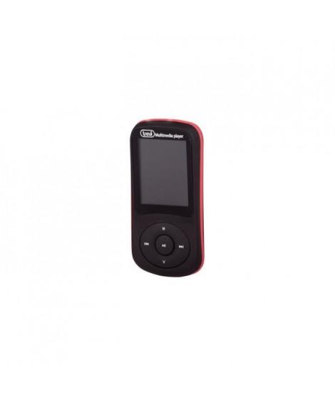 TREVI MPV 1730 SD Lecteur mp3 avec emplacement pour Micro SD - Noir / Rouge