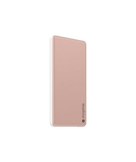 Mophie Powerstation Plus Mini External Battery w Switch-Tip Cable Rose Gold