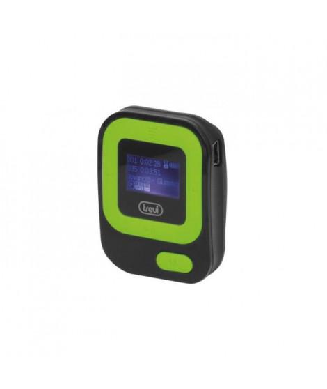 TREVI MPV 1705 SR Lecteur mp3 avec emplacement pour Micro SD - Vert