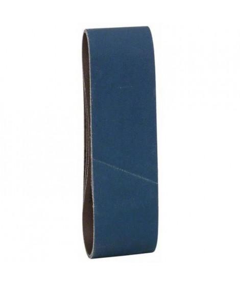 BOSCH Lot de 3 bandes abrasives - Grain 180 - 305 mm x 40 mm