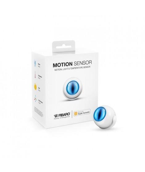 FIBARO Détecteur de mouvement multifonctions bluetooth Motion Sensor compatible Apple HomeKit