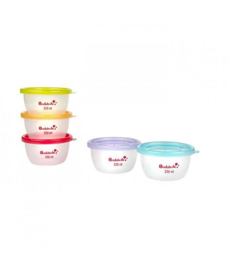 BADABULLE Maxi-Portions 5 X 250 ml