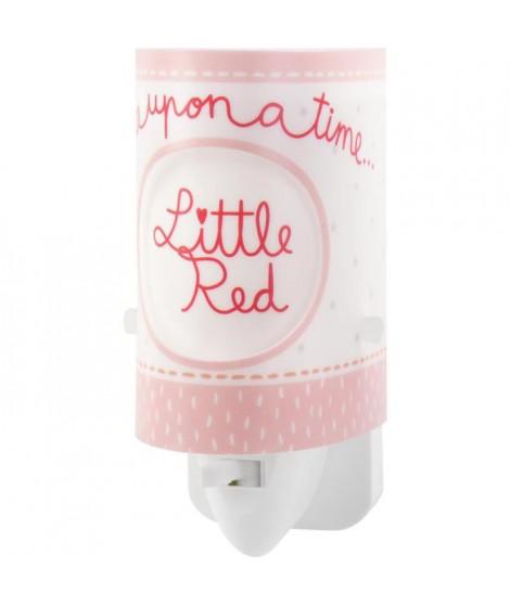 Veilleuse enfant Little Red - Rouge