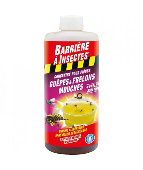 BARRIERE A INSECTES Appât concentré pour pieges aguepes et frelons - 500ml