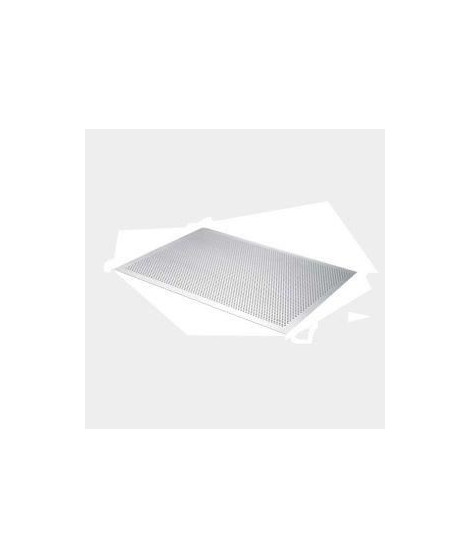 DE BUYER Plaque aluminium perforée plate - 30x20 cm