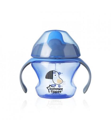 TOMMEE TIPPEE Tasse d'apprentissage 1er age Garçon bleu 4m+
