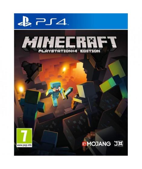 Minecraft Jeu PS4