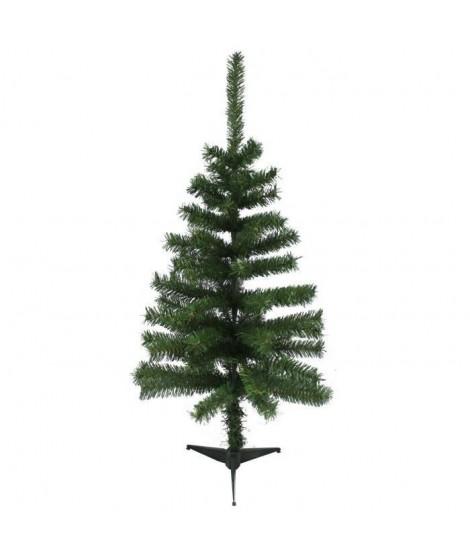 Sapin de Noël artificiel 90 cm vert