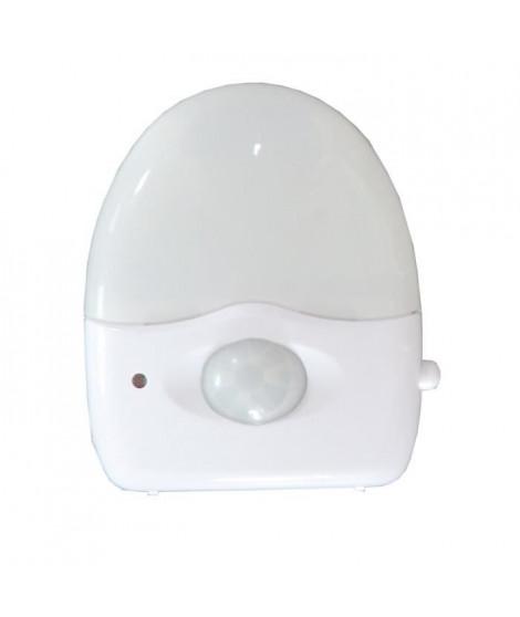 CHACON Veilleuse LED avec détecteur de mouvements a piles