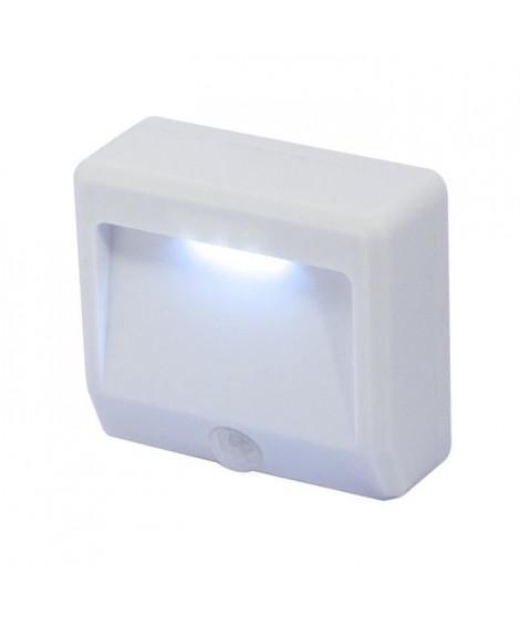 CHACON Veilleuse LED avec senseur de lumiere et détecteur de mouvement
