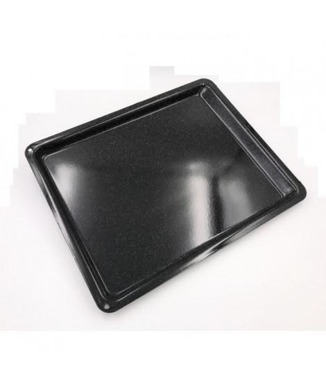 KOCHSTAR Plaque a four acier émaillé antiadhérent - 41x32x2cm