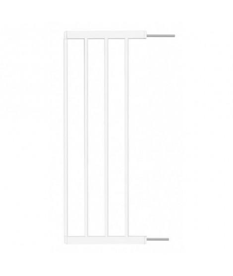BADABULLE Extension de barriere 28 cm (coloris blanc)