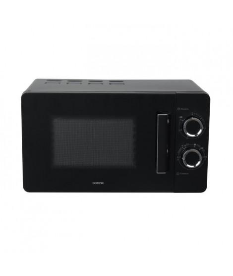 OCEANIC AMO20B6 - Micro-ondes 20L Noir