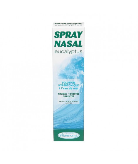 VITARMONYL Spray Nasal Eucalyptus - 125 ml