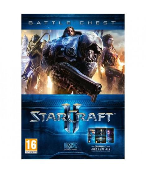 Battlechest Trilogie Starcraft II Jeu PC