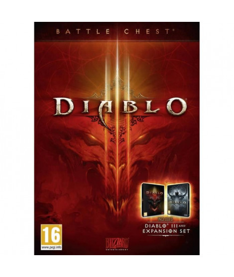 Battlechest Diablo III Jeu PC