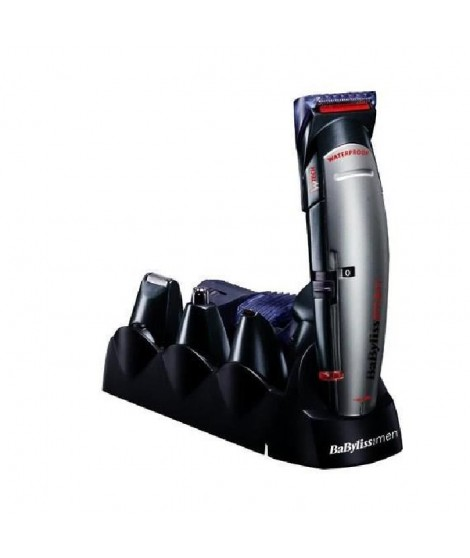 Tondeuse multi-usage - BABYLISS X10 Waterproof E837E