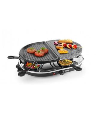 PRINCESS Raclette-Grill Pierre 8 personnes