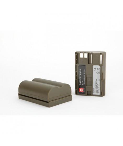 MP EXTRA  MP-PACK-BAT-BP511  Pack de 2 batteries BP-511  pour CANON