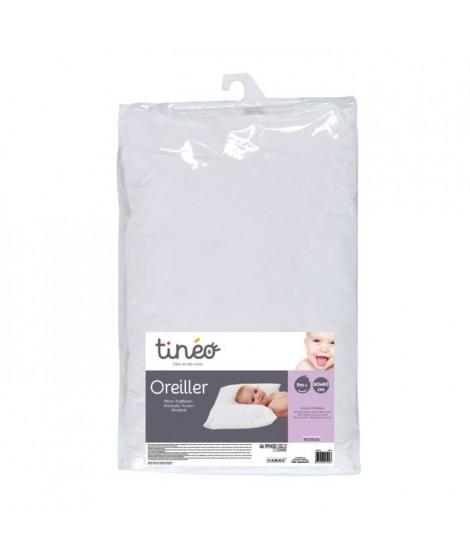TINEO Oreiller Tinéo - 40 x 60 cm - 52% polyester - 48% coton