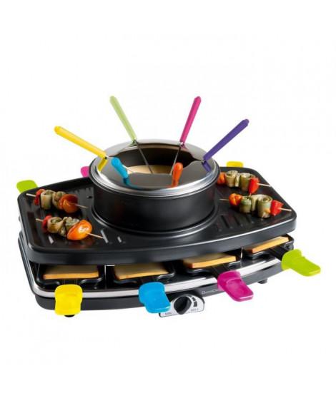 Set a raclette, gril et fondue DomoClip