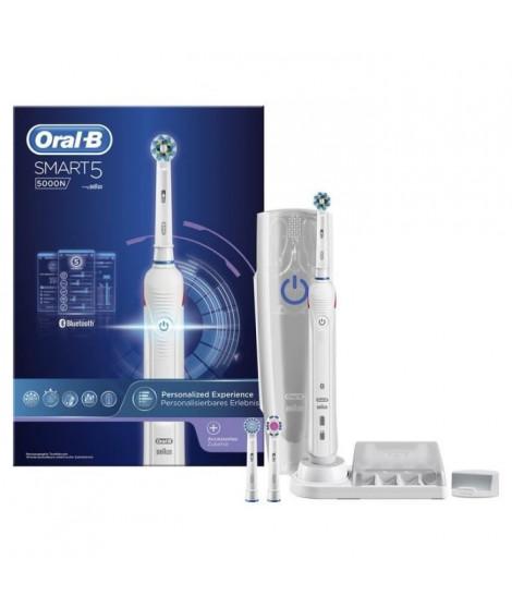Oral-B Smart 5 5000N CrossAction Brosse a dents électrique par Braun