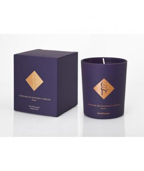 COMPAGNIE DES SENTEURS ET PARFUMS Bougie déco parfumée Zest de Kumquat d84xh98mm