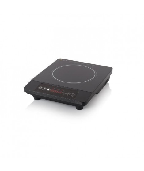 TRISTAR IK-6178 Plaque de cuisson posable induction ? 1 foyer ? 2000W - Noir