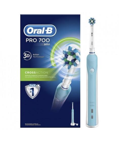 Brosse a dents électrique rechargeable - ORAL-B PR