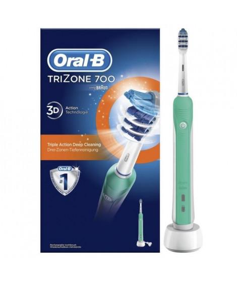 Brosse a dents électrique - ORAL-B TriZone 700