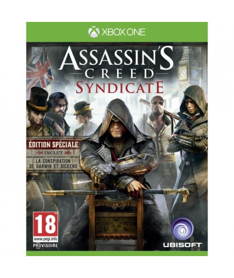 Assassin's Creed Syndicate Edition Spéciale Jeu Xbox One