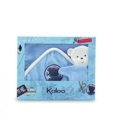 KALOO Sortie de Bain BB + Gant