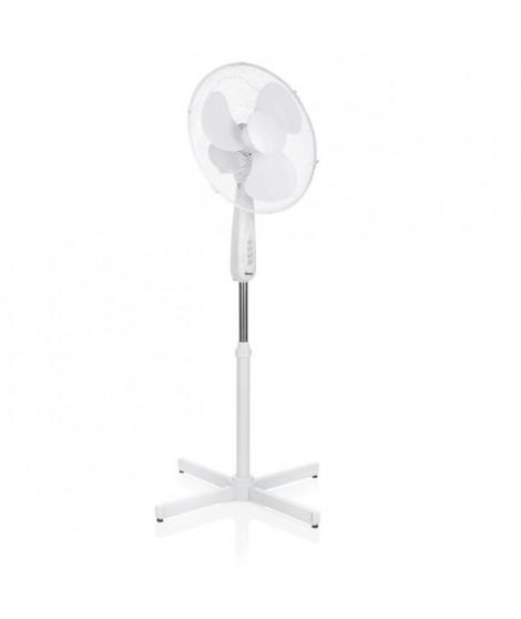 TRISTAR Ventilateur sur pieds Ø40 cm blanc