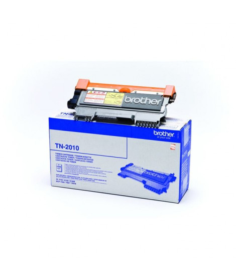 Brother TN-2010 Toner Laser Noir (1000 pages) x1