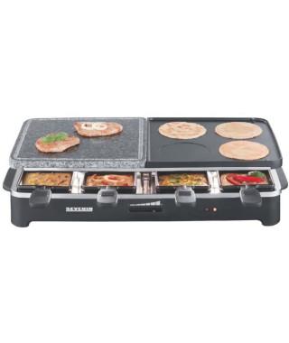 Appareil a raclette multifonction - SEVERIN2341