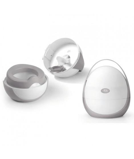 DBB REMOND Pot pour bébé Nomade - Gris