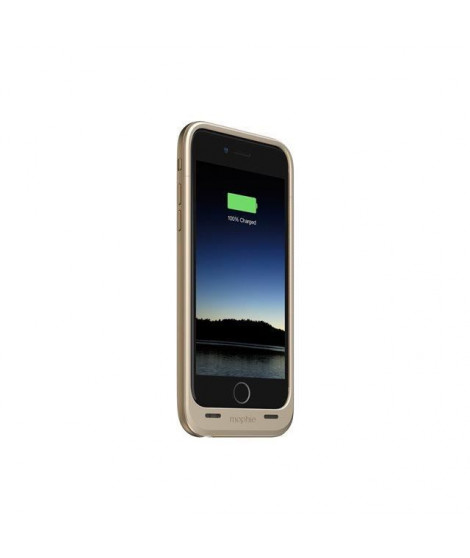 Mophie Juice Pack Air 2750mAh Case for iPhone 6/6s Gold