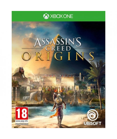 Assassin's Creed Origins Jeu Xbox One