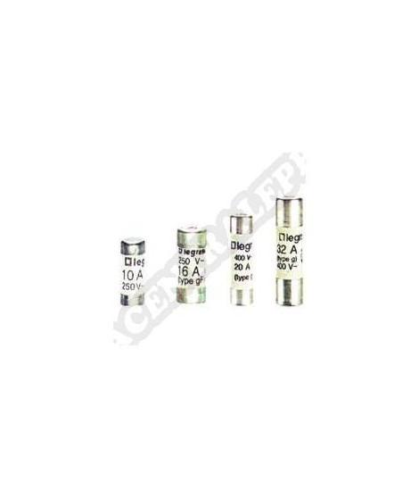 VOLTMAN Pack de 3 Fusibles avec voyant de fusion 32 A 7360 W