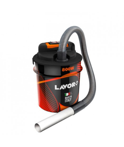 LAVOR Aspirateur vide-cendres Ashley 1.2