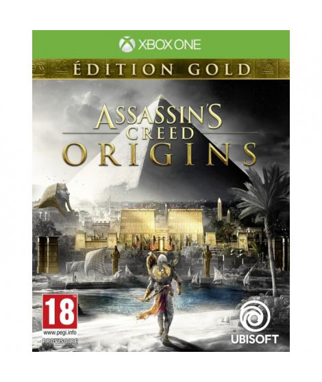 Assassin's Creed Origins Édition Gold Jeu Xbox One