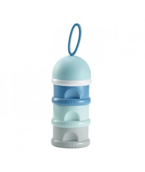 Béaba Boîte doseuse de lait empilable blue