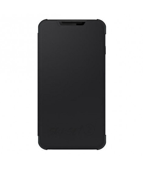 WIKO Folio back cover pour Sunset 2 Noir