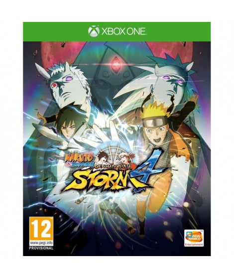 Naruto Storm 4 Jeu Xbox One