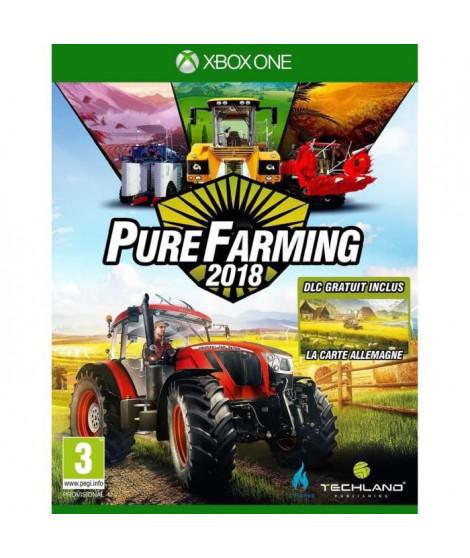 Pure Farming 2018: Day One Edition Jeu Xbox One + 2 bonus de précommande