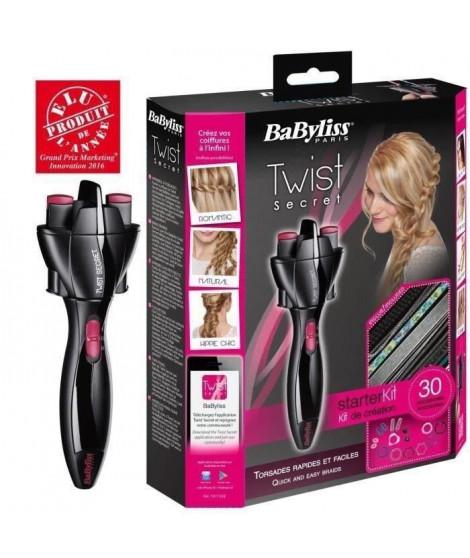 Boucleur - BABYLISS Twist Secret TW1100E avec Kit