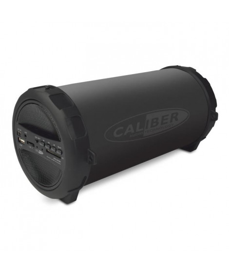 Caliber HPG 407BT Enceinte bluetooth portable tube 116,6mm