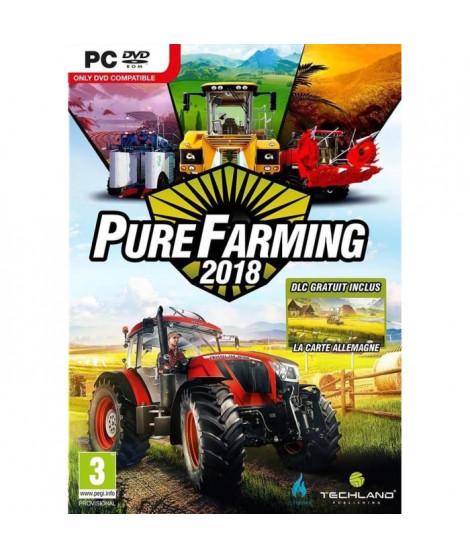 Pure Farming 2018 Day 1 Edition Jeu PC
