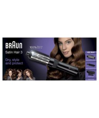 Appareil de Coiffure - BRAUN Satin Hair 3 AS330 av