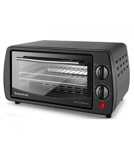 TAURUS Horizon 9-Mini four-9 L-800 W-Cuisine traditionnelle, sole et voûte-Noir